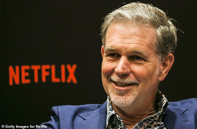 Netflix CEO Reed Hastings (pictured) said in April that his platform has donesome 'very basic things' in the gaming industry