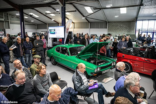 Data for 2021 suggests there has been a rise in buyers paying over higher estimates for collectible models sold at auction - and a decline in the number of cars sold below-estimate
