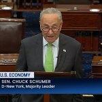 Democrat Chuck Schumer sets up crucial vote on bipartisan infrastructure deal 💥👩💥