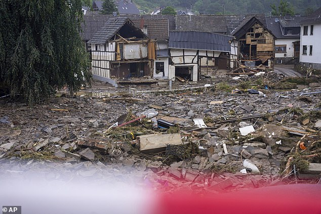 Dozens have died and more than 1,000 people are missing after Germany was hit by some of the deadliest flooding in the country's modern history