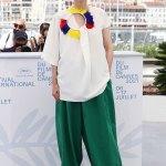 Tilda Swinton attends Memoria photocall at Cannes Film Festival 💥👩💥