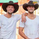 Love Island's Luke and Josh Packham strip off for latest Block promo 💥👩💥