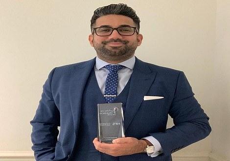 Imran Hussain, Harmony Financial Services