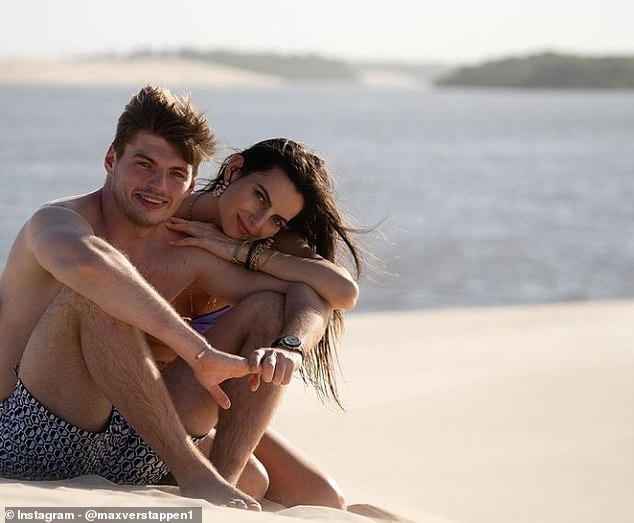 Red Bull star Max, 23, is currently dating 32-year-old Brazilian model and blogger Kelly Piquet, daughter of three-time F1 world champion Nelson Piquet