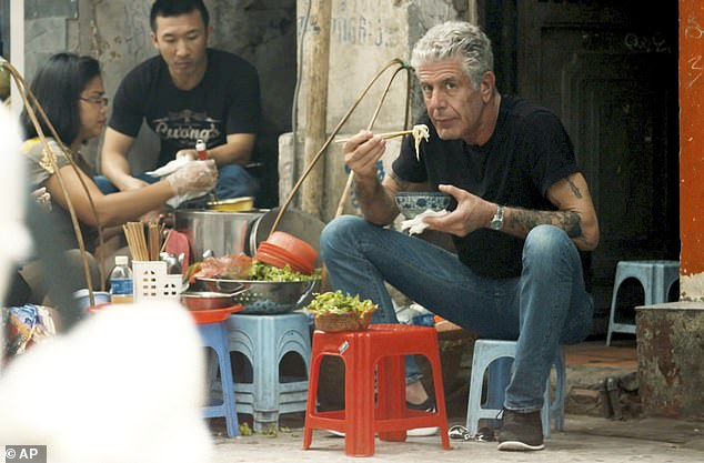 The director of a new documentary about Anthony Bourdain admits he used AI to re-create quotes in the food personality's voice in several scenes
