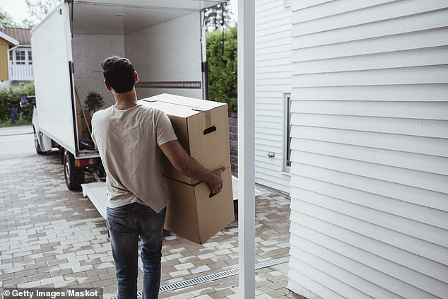 The movers were returned to Sydney and told to be in isolation for 14 days, and have been given a Court Attendance Notice for their alleged violation of public health regulations (stock)