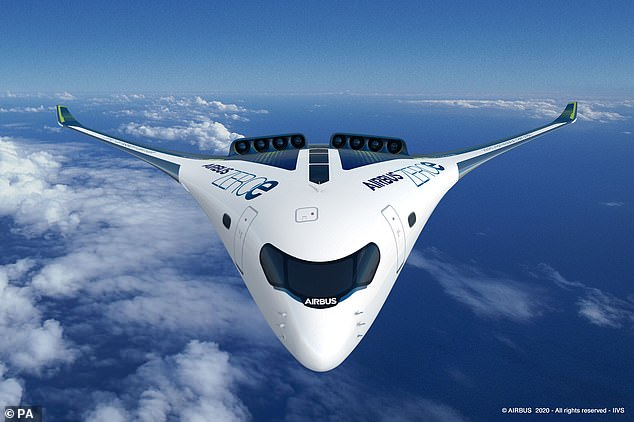 High ambition: HydrogenOne Capital will invest in hydrogen to provide clean fuel for planes, ships and trains
