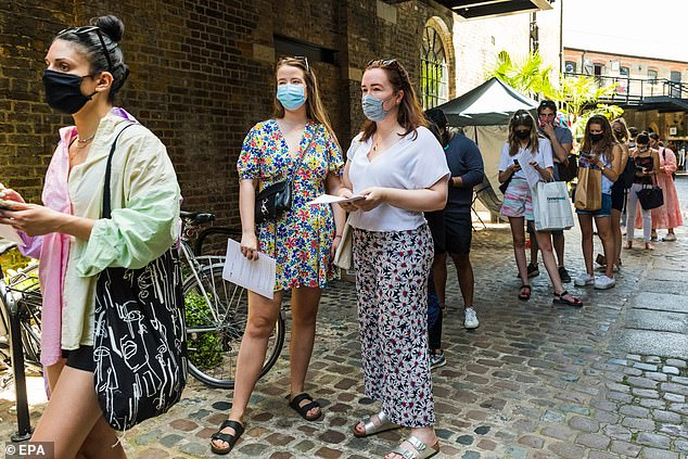 'Almost nobody is asking the serious questions about whether facemasks are actually effective in stopping the spread of Covid'
