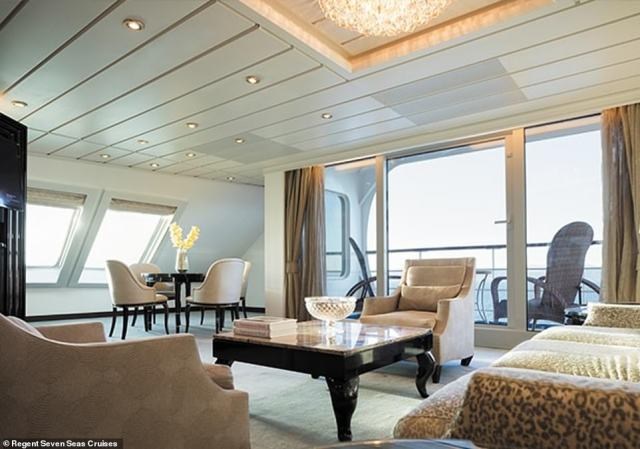 Regent Seven Seas says there is more interest than ever in their luxury offerings