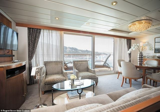 'Remarkably, we've found that interest hasn't just come from our past guests, and we have seen a strong increase in first-time travelers,' cruise line CEO Jason Montague stated