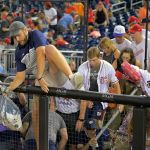 Three people shot outside of Washington Nationals stadium during game 💥👩💥