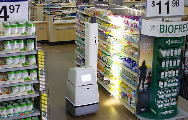 Last November, Walmart, the world's biggest supermarket chain, abandoned its programme of using roving robots in store aisles to monitor stock levels on the shelves (a job hitherto done by humans)