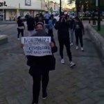 Coronavirus Australia: Bankstown, Sydney anti-lockdown protest parade through streets 💥👩💥