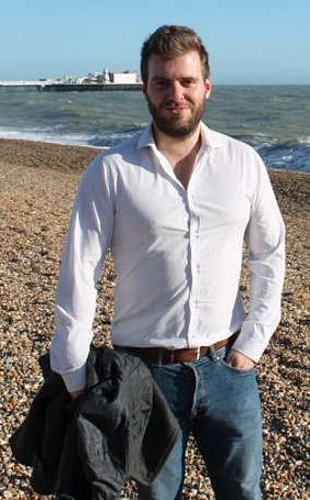 Tom Bourlet, 33, from Brighton, says he's missing out on weekends with his friends because he fears being told to self-isolate