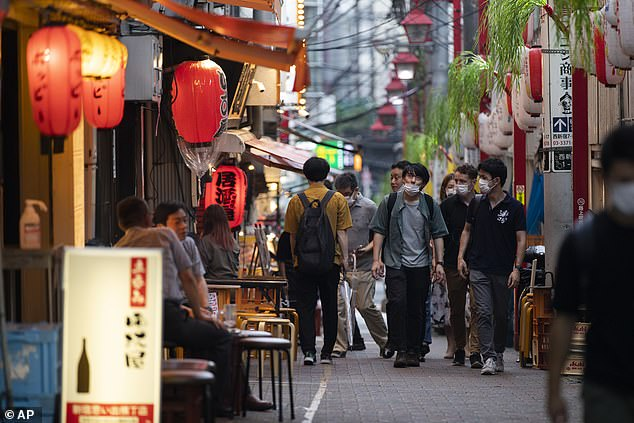 Team GB's athletes have been warned against being spotted going to restaurants serving alcohol or staying open late in Tokyo amid huge ongoing backlash against the Olympics