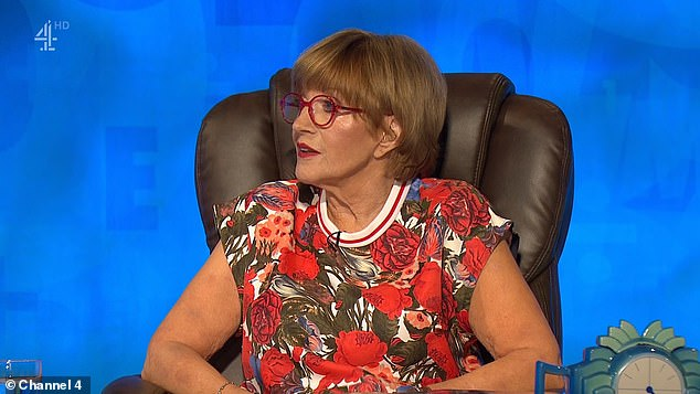 What the...? Rachel Riley left host Anne Robinson 'astonished' at the word's mere existence as she spelled it out on the board on Monday's show