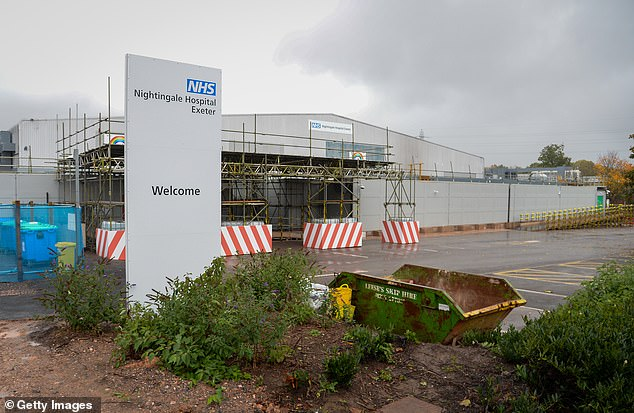 It is based on the former Homebase site in Sowton Industrial Estate in Exeter city centre