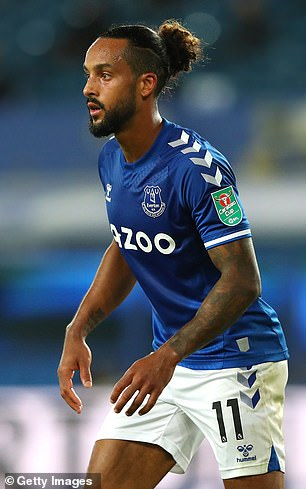 Theo Walcott ran his contract down with a loan deal at Southampton before he joined them on a free