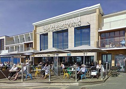 Urban Reef restaurant and bar in Bournemouth
