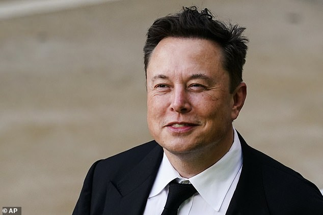 Musk's SpaceX is competing with Bezos' Blue Origin for lucrative government contracts