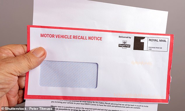 While some drivers will consider a recall notice as a sign that their car has been poorly made, it should be considered as the manufacturer taking responsibility for an issue it hadn't foreseen during production that they are now willing to resolve without a charge to a customer