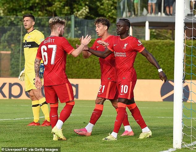 Liverpool began their pre-season with two fixtures against FC Wacker Innsbruck and Stuttgart