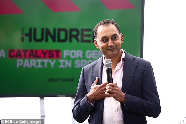 Managing director Sanjay Patel talked up their 'phenomenal' revenue projections last week