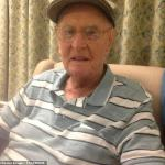 Australia's oldest ever man dies 'very peacefully' aged 111 after revealing his secrets to long life 💥👩💥