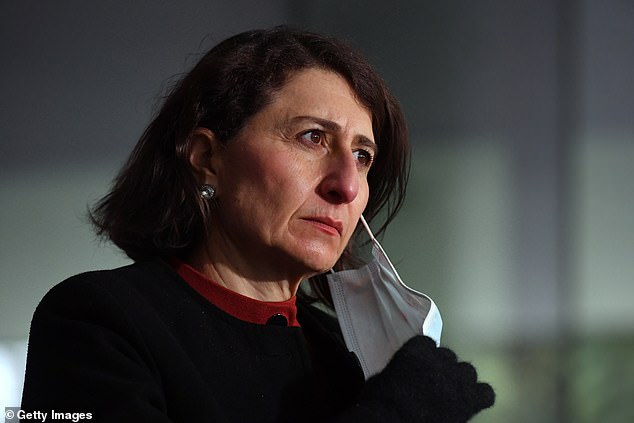 Pressure's on: NSW Premier Gladys Berejiklian's government is battling a surging Delta variant outbreak in Sydney, shutting down construction sites and most retail. But the experience of other states shows that she could go further