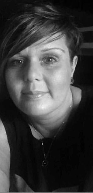 Nurse Joanne Kelly, 47,was stabbed as she tried to calm a man who allegedly exploded with rage over visiting restrictions imposed because of Covid.