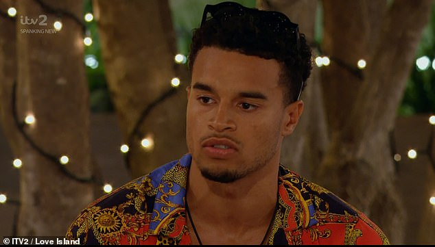 Determined: New girl Abigail admitted she already has her eye on Toby and will have no qualms about 'stealing' him from Chloe