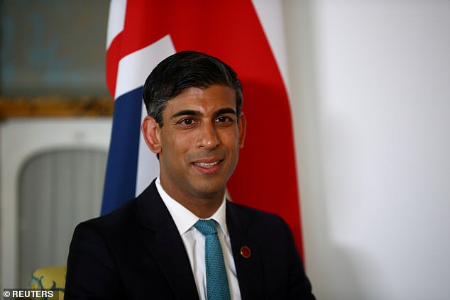The Treasury is on track to borrow £30billion less than Rishi Sunak predicted in March, according to a respected think-tank, as UK debt piles up to a 60-year high