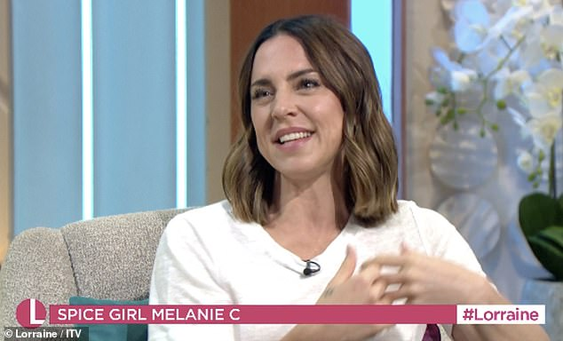 OMG! Appearing on Wednesday's installment of Lorraine, Sporty Spice revealed that Victoria Beckham 'would love to do Glastonbury'