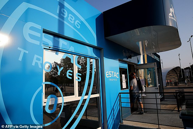 City's planned pre-season friendly at sister club Troyes later this month has been cancelled