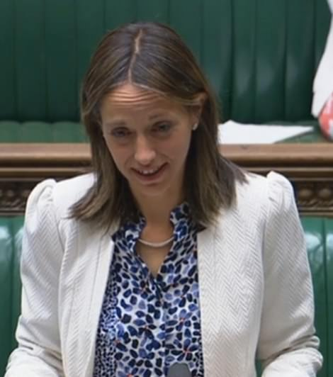 Health minister Helen Whately was widely anticipated to reveal the move in a statement to the Commons this afternoon but made no mention of it in her 'NHS update'