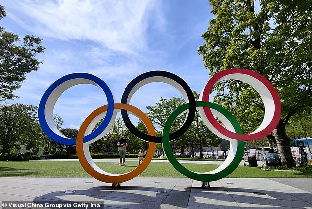 The Olympics officially kicked off on Wednesday, with the opening ceremony on Friday