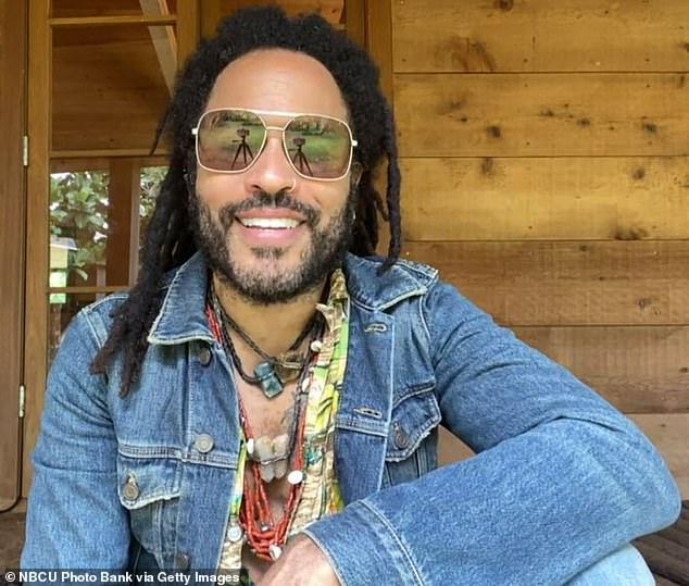 Lenny Kravitz (photographed here in 2020) has been unafraid of attracting male and female fashion for decades and is a bonafide trendsetter