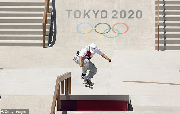 Skateboarding is one of the five new sports disciplines at this summer's Olympics in Tokyo