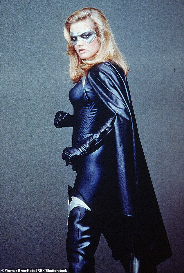 Past portrayal: Batgirl was previously played by Alicia Silverstone in the 1997 feature Batman & Robin, which was critically panned upon its release