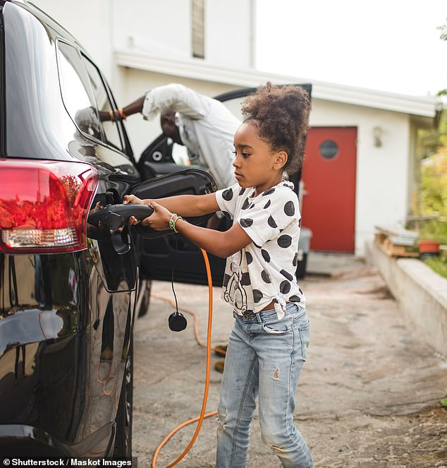 Federal and state tax credits can bring the price of an electric vehicle down to on par with a typical combustion-engine car. In addition, the average EV driver will save between $700 and $1,600 a year in fuel costs, and nearly 50 percent in maintenance costs, 'due to a cleaner, more streamlined system under the hood'