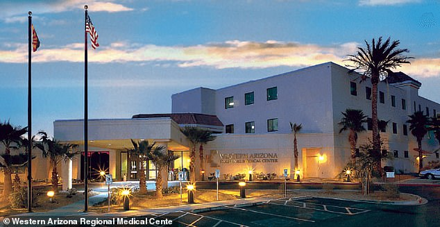 After the alleged drownings, Jovan Trevino, 33, drove across state lines to Western Arizona Regional Medical Center, where she was arrested