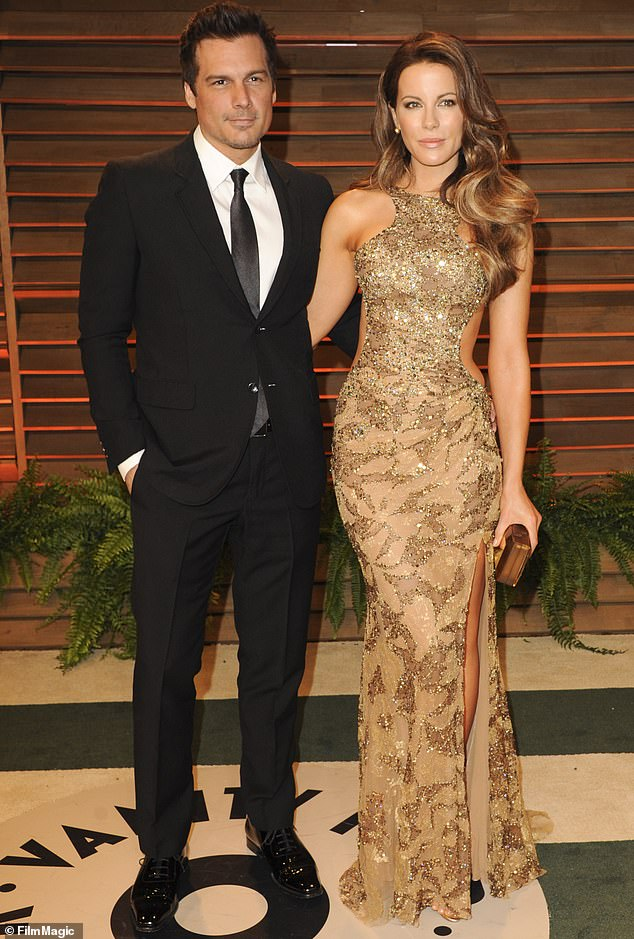 Collaborators:From 2004 until 2016 Kate was married to Len Wiseman, who directed her in the first two Underworld films; they are pictured at the Vanity Fair Oscar Party in 2014