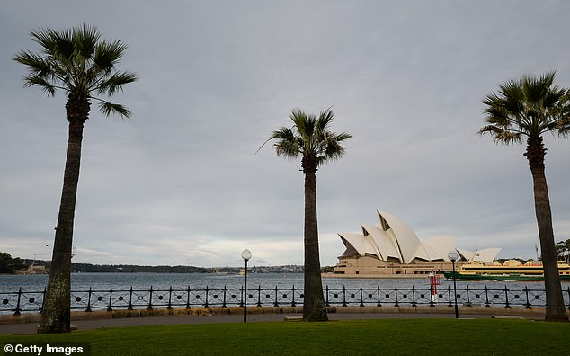 Mostly bustling with Sydneysider and tourists, photos of an abandoned Circular Quay have caught the attention of media outlets the other side of the world, including the New York Times