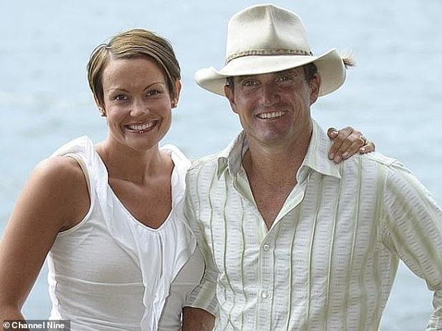 Memory?  Fan favorites and former Farmer Wants a Wife stars Rob Hodges and Joanna Fincham made a comeback on the hit show on Wednesday.  Photographed during their season in 2008