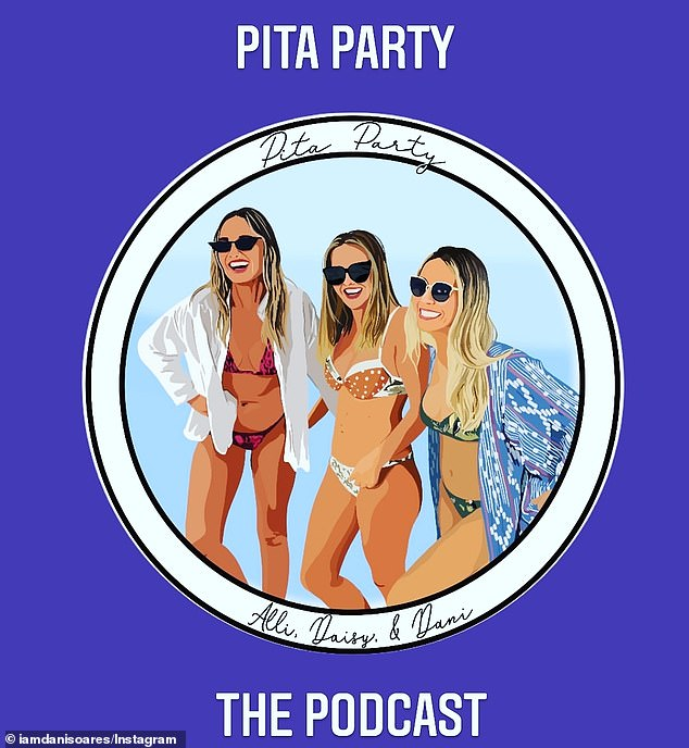 Good Times: The podcast is based on the trio's popular Instagram Live series, also known as Pita Party