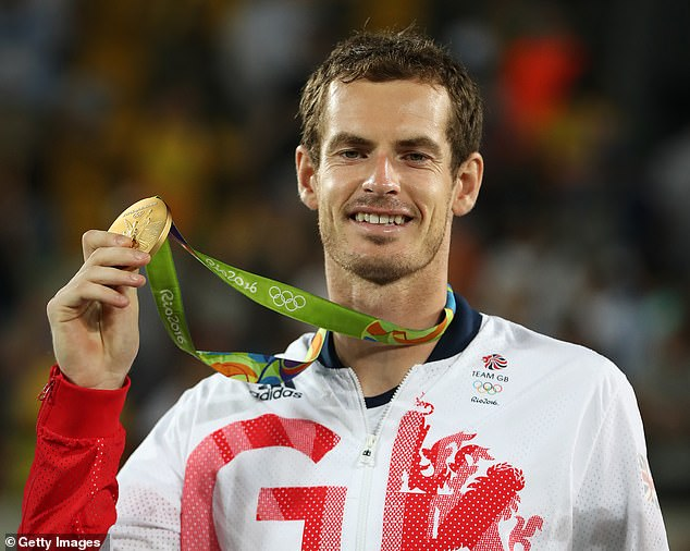 No tennis player has ever won back to back golds but there have been fears for Murray's future