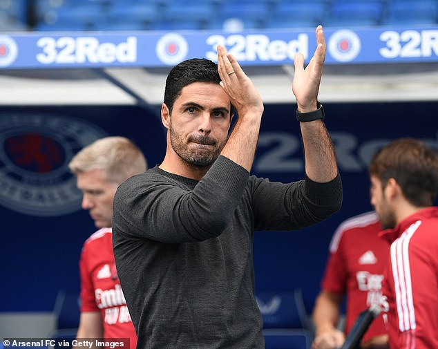 Mikel Arteta wants to give Bernd Leno more competition since Martinez's exit in 2020