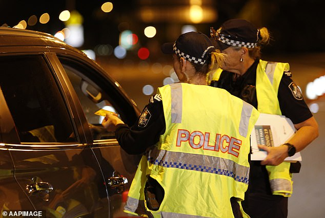 As of July 23 at 1am, all of NSW has been declared a hotspot for the next four weeks.  This will reinvigorate a police patrol at Coolangatta on the Gold Coast that was imposed at the start of the pandemic in March 2020 (pictured)(