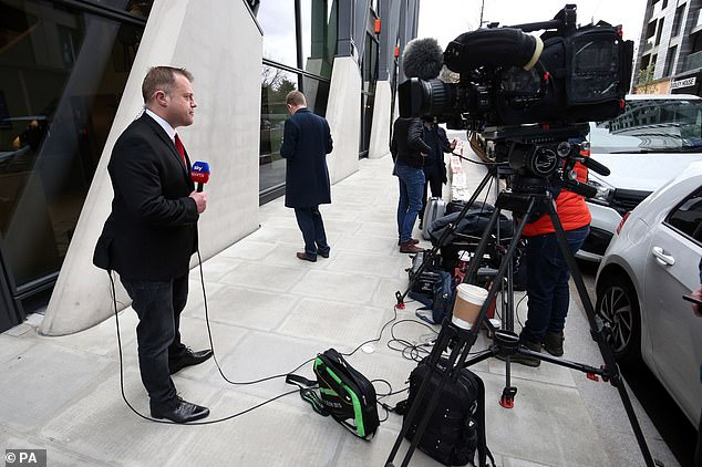 Bryan Swanson, seen live for Sky Sports News last year, will leave the broadcaster after 18 years to take on a role as FIFA Director of Media Relations