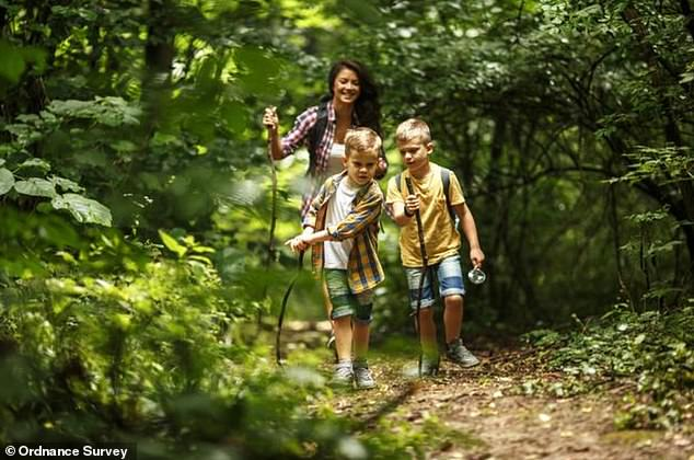 Ordnance Survey partners with game studio PRELOADED to develop augmented reality (AR) to engage families in the great outdoors